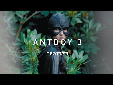 ANTBOY 3 Trailer   TIFF Kids 2016