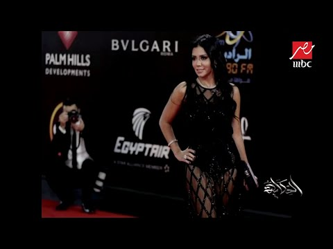 رانيا يوسف: تخيلت نفسي في السجن بسبب الفستان
