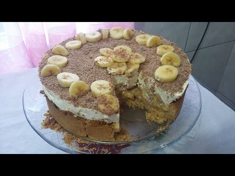 Torta Banoffe !!!