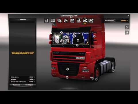 DAF with Interior addons v1.13.3