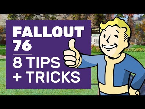8 Fallout 76 Tips And Tricks To Conquer The Wasteland