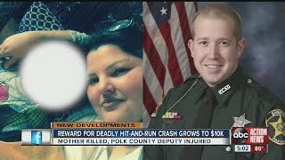 Reward for deadly hit-and-run crash grows to $10K