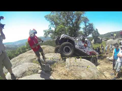Xtrem Challenge Portugal - Viana video do dia 14.06.2014