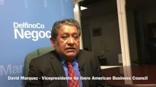 Entrevista a Verónica Enriquez Cujar y David Marquez, de Ibero American Business Council