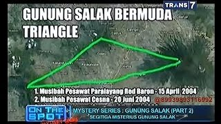 Download Video On The Spot - Mystery Series GUnung Salak part2 MP3 3GP MP4