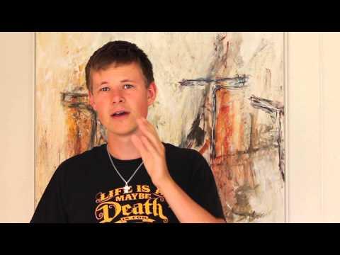 Filip fortæller om, hvordan vi har alt i Jesus