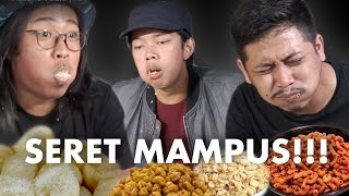 Video Makan Seret! Feat Bayu Skak | Mati Penasaran #8 MP3, 3GP, MP4, WEBM, AVI, FLV Oktober 2017