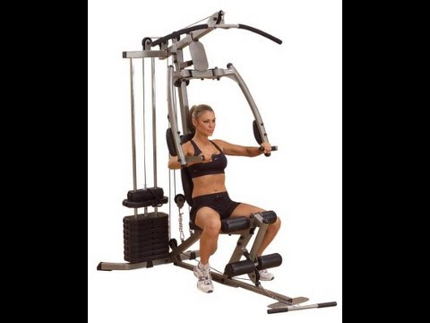 Home Gym Equipment – Best Fitness BFMG20 – - Product Review