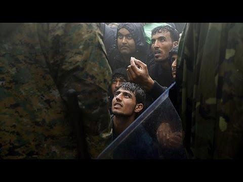 Προσφυγική κρίση: Κλειστός ο βαλκανικός διάδρομος – Απελπισία στην Ειδομένη