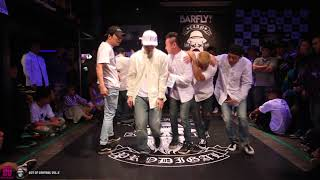 88 POPPING UNIT (Dandy, Boogie Boog, Susoopop, D-STA, Woo, Mr.Robot, a.k.a Two) – OUT OF CONTROL VOL.5 Showcase