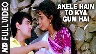 Nonton Akele Hain To Kya Gum Hai  Full Hd Song    Qayamat Se Qayamat Tak   Aamir  Juhi Film Subtitle Indonesia Streaming Movie Download