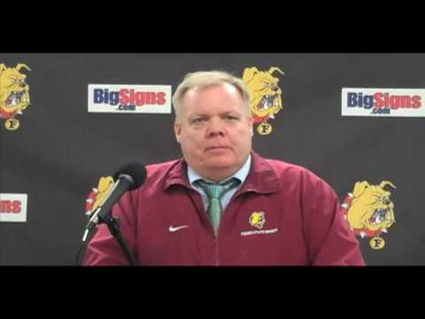Bob Daniels Post Game Press Conference 2/19/11