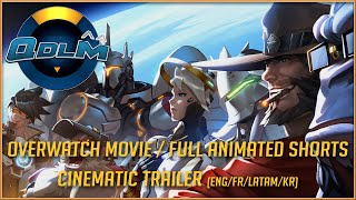 Nonton Overwatch Movie   Full Animated Shorts Cinematic Trailer  Eng Fr Latam Kr  Film Subtitle Indonesia Streaming Movie Download