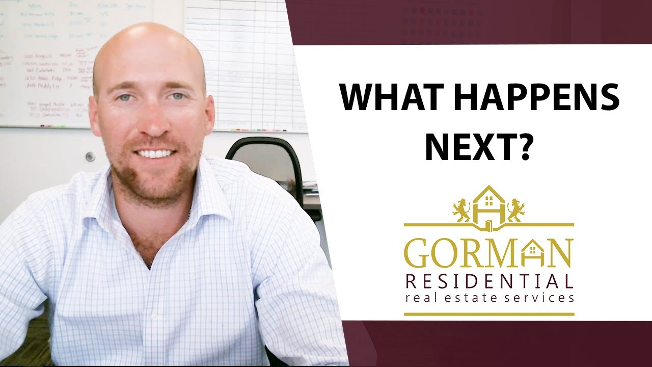 What Happens Once You Get Your Home Under Contract?