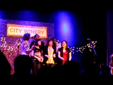 20 Tallulah by at City Winery with No Strings Attached