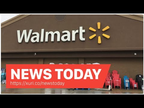News Today - Walmart increases starting pay, closing dozens of Sams Club