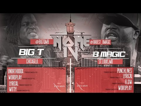 SMACK/URL: Big T Vs. B Magic