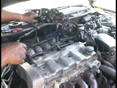 2008 forenza water pump replacement