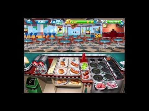 Cooking Fever [iPad Gameplay] Level 13