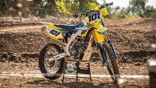 6. Racer X Films: 2019 Suzuki RM-Z450 Garage Build