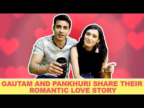 Valentine's Day special: Gautam Rode and Pankhuri Awasthy share their romantic love story