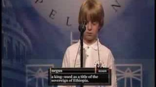 Spelling bee: I have to spell Niggas???