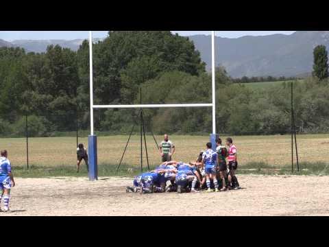 Rugby La Única RT-CR Ferrol (Arazuri 10 mayo 2015)