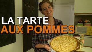 Tarte Aux Pommes - La Recette Traditionnelle Et Très Facile !