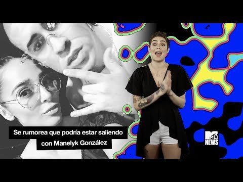 ¿¡Que Bad Bunny y Manelyk González son novios!? | MTV News