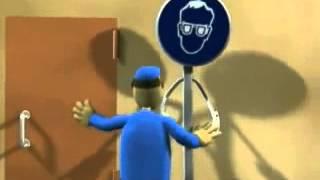 Episodul 09 - Utilizaţi ochelarii de protecţie