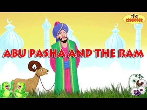 Abu Pasha and The Ram || Arabian Nights Stories || Animated Moral Stories in English