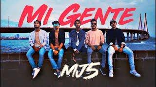 Video J. Balvin, Willy William - Mi Gente | MJ5 Official Dance Choreography Video MP3, 3GP, MP4, WEBM, AVI, FLV April 2019