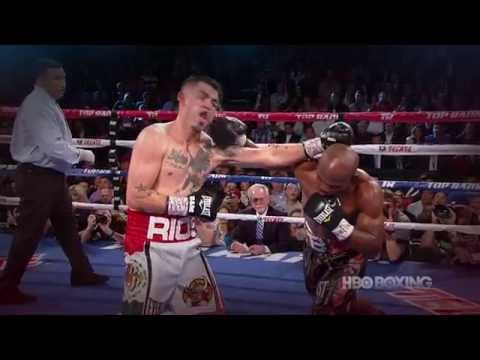 timothy bradley vs. brandon rios - highlights