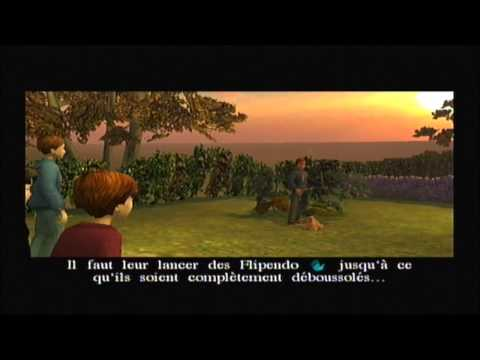 Harry Potter et la Chambre des Secrets GameCube