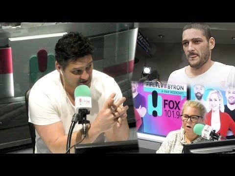 Fev Opens Up About When He Hit Rock Bottom | Fifi, Fev & Byron