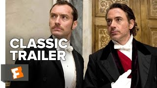Nonton Sherlock Holmes: A Game of Shadows  (2011) Official Trailer - Robert Downey Jr, Jude Law Movie HD Film Subtitle Indonesia Streaming Movie Download