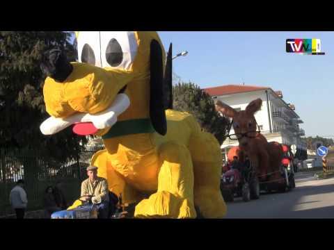 Carnaval Canas de Senhorim 2012
