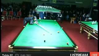 WORLD SNOOKER CHAMPION 2012   Mohammed Asif From Pakistan     YouTube