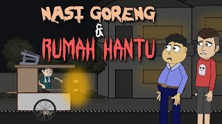 Video Nasi Goreng dan Rumah Hantu | Animasi Horor Kartun Lucu | Warganet Life Ft. Rizky Riplay MP3, 3GP, MP4, WEBM, AVI, FLV Mei 2019