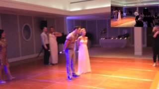Video EPIC Surprise Pitch Perfect Wedding Dance MP3, 3GP, MP4, WEBM, AVI, FLV Mei 2018