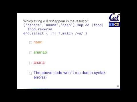 Quiz (Iterators and Functional Idioms)