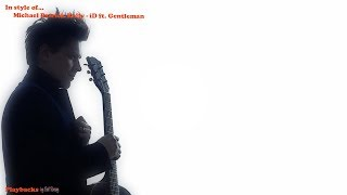 image of Michael Patrick Kelly - iD ft. Gentleman Instrumental