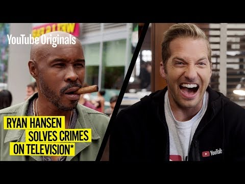 OFFICIAL TRAILER | Ryan Hansen Solves Crimes* on Television Season 2