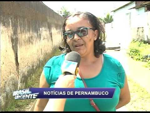 [BRASIL URGENTE PE] Moradores e motoristas sofrem para transitar nas ruas de Jardim Maranguape, em Paulista