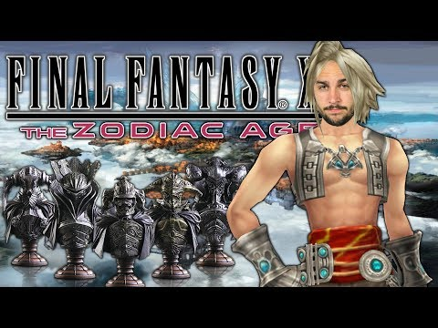 FINAL FANTASY XII THE ZODIAC AGE | 10 ANS APRES...