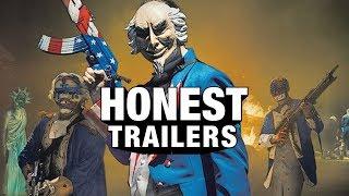 Video Honest Trailers - The Purge MP3, 3GP, MP4, WEBM, AVI, FLV Desember 2018