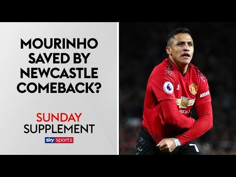 Did Man United's late comeback save Jose Mourinho from being sacked? | Sunday Supplement