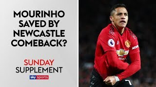 Video Did Man United's late comeback save Jose Mourinho from being sacked? | Sunday Supplement MP3, 3GP, MP4, WEBM, AVI, FLV Oktober 2018
