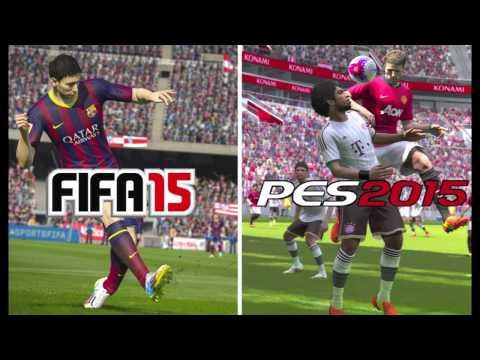 Emission Jeux Vidéo #1 - Simulations de Football : PES ou FIFA ? (2/2)