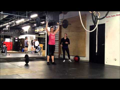 CrossFit SoCal Valentine's Day Partner WOD #2